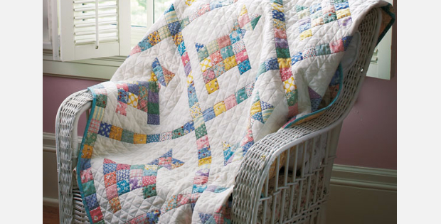 Patchwork Pups Quilt With A Family Of Twelve Scottie Dogs ... : scottie dog quilt pattern - Adamdwight.com