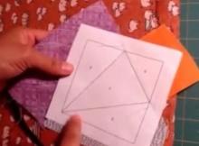 paper piecing tutorial