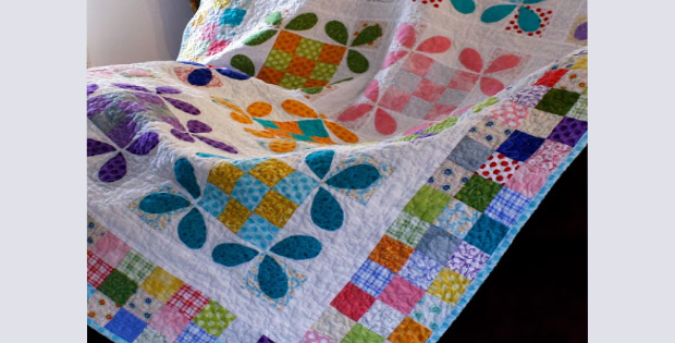 The Honey Bee Quilt Of Your Dreams – Quilting Cubby : honey bee quilt pattern - Adamdwight.com