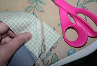 how to make your quilt binding flat
