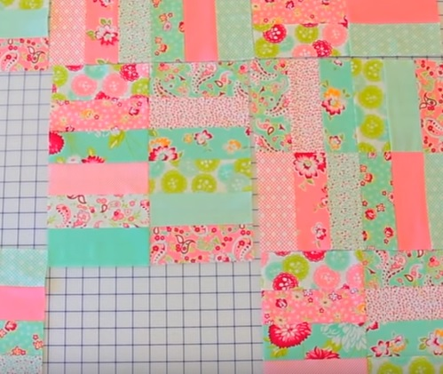 Jelly Roll Jam Quilt Pattern Two Quilts For One Jelly
