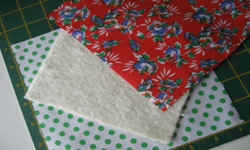 make quilting blocks ready for cotton yarn crochet