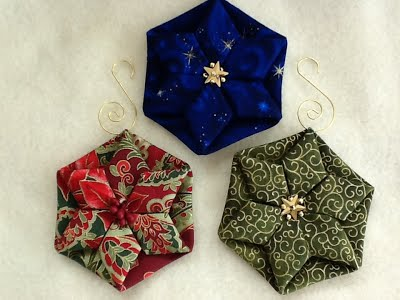 Make Your Own Quilted Fabric Ornaments Quilting Cubby