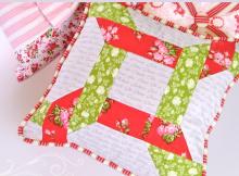 quilting pillow patchwork