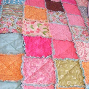 raggy quilt fabric