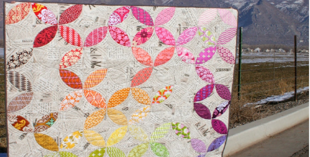 Flower Petals With Pellon Fusible To Finish The Daisy Easy ... : fusible quilting - Adamdwight.com