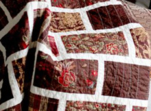 colorbrick quilt pattern