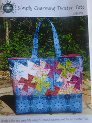 lil twister quilt tote pattern