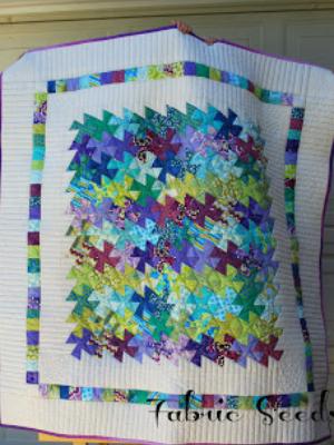 lil twister quilt