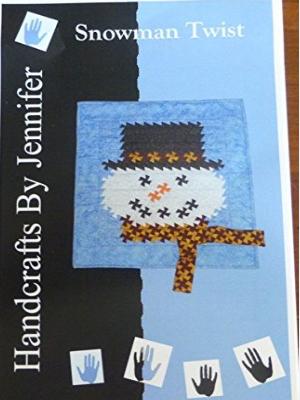lil twister snowman twist pattern