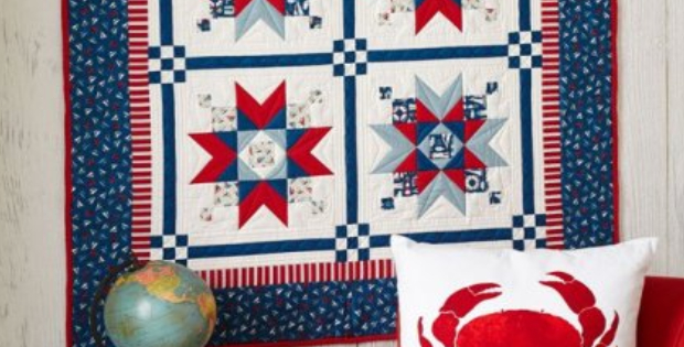 Star Blocks For The Best Patriotic Quilt Quilting Cubby