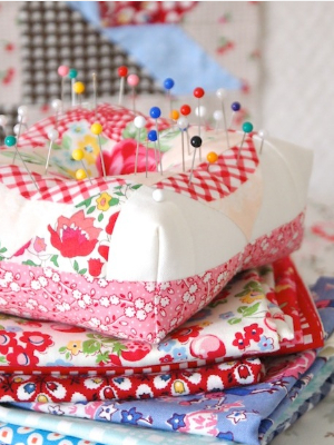 quilt pin cushion