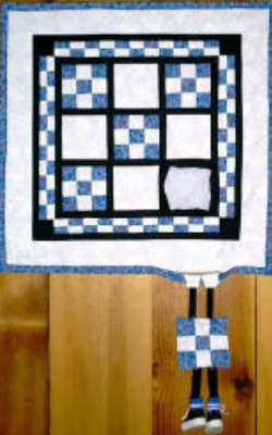 Runaway Quilt Pattern Also Known As Tighten The Tension