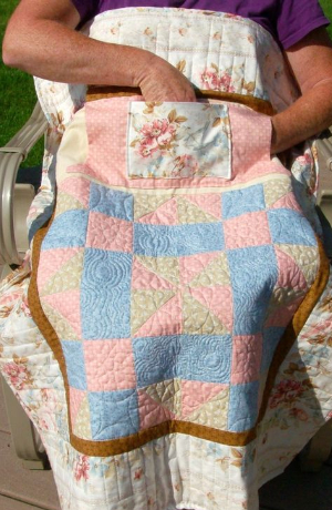 Buy Lovie Lap Quilts With Pockets Homesewn