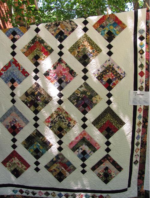Hanging Gardens quilt