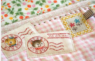 fabric label ideas