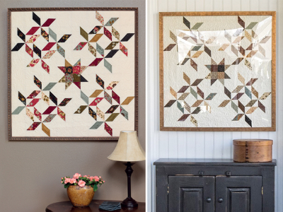 Picture Frames for Quilt Projects So You Can Skip The Binding ...