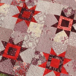 fat quarters quilt pattern