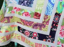 jelly roll fabric scrappy love