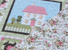 patchwork party finishing kits quilt kits