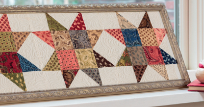 Picture Frames for Quilt Projects So You Can Skip The Binding ... : picture frame quilt - Adamdwight.com