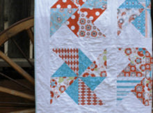 pinwheels in the park free quilt pattern
