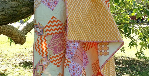 purse strings quilt block free quilt pattern