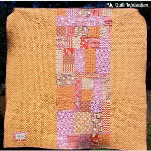 purse strings quilt block