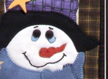 snowman olie