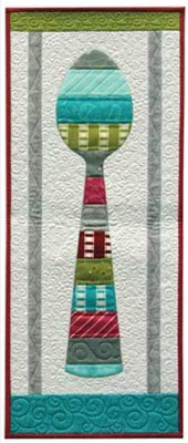 wall hanging quilt pattern for the kitchen