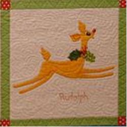 reindeer-quilt-rudolph