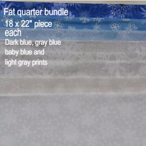 timeless-treasures-fat-quarters-snowflakes