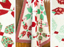 christmas-quilt-chain-quilt-pattern
