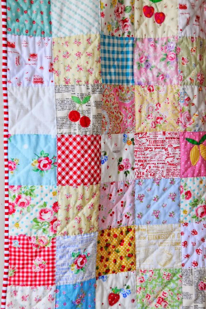 Simple Squares Just Add Fabric Quilting Cubby
