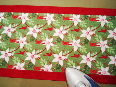 Ten Minute Table Runner Perfect For A