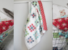 jelly-roll-fabric-granny-square-quilt