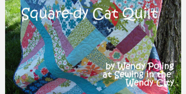Just When Youre Happy With Your Jelly Roll Quilts A Squaredy Cat