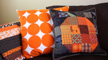 patchwork-pumpkin-throw-pillow-for-the-couch