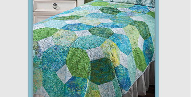 Xoxo Quilt Sews Up Quick With Ten Inch Squares Quilting Cubby