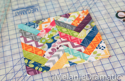 60 Minute Herringbone Hot Pads Quilting Cubby