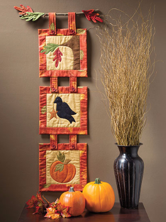 fall-wall-hanging-with-three-quilted-squares