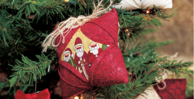 6 quilt ornaments make your christmas extra special this year