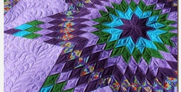 Lone Star Quilt Dazzling In So Many Ways – Quilting Cubby : lone star quilt instructions - Adamdwight.com