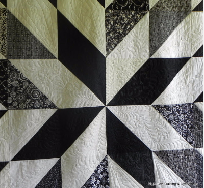 Your Next Star Quilt Using Simple Half Square Triangles