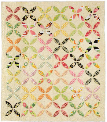Citrus Sizzler quilt pattern Fons and Porter