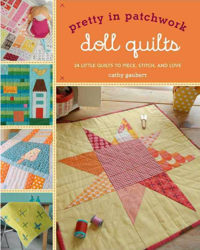 Doll quilt patterns Pretty In Patchwork
