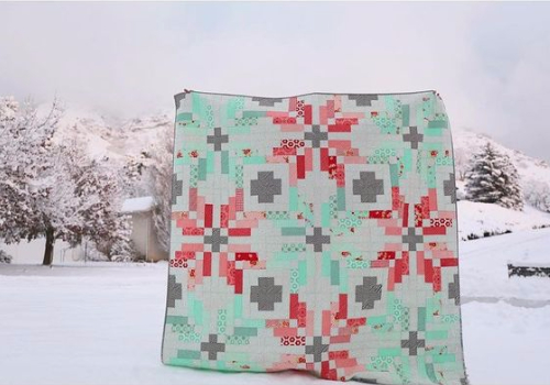Norway Thimble Blossoms quilt pattern