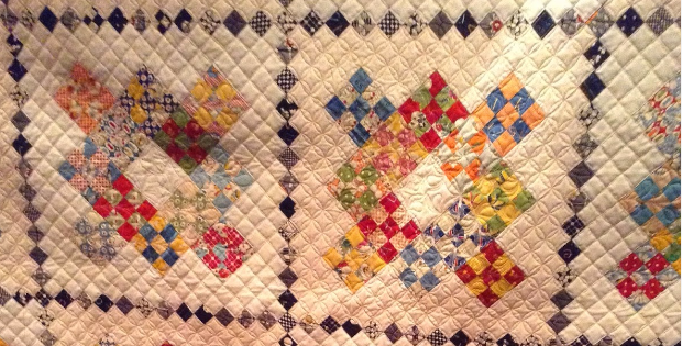 Clover Schnibbles Clever Nine Patch Variation Quilting Cubby