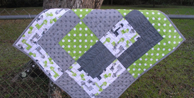 Bento Box Baby Quilt Size Up For Quick and Easy – Quilting Cubby : bento box quilt instructions - Adamdwight.com