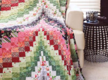 How to make a Bargello quilt